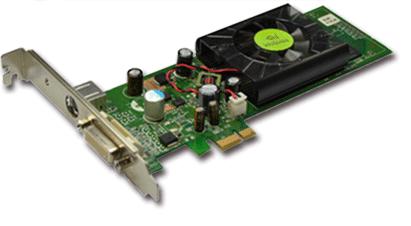 nVIDIA FX8400 PCI-e 1x 顯示卡