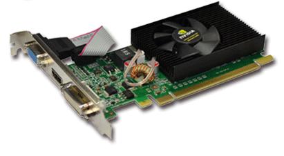 nVIDIA G210 PCI-e 16x 顯示卡